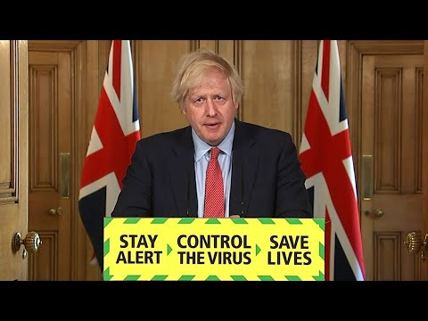 Groups Of Six Able To Meet Outside From Monday Says Boris Johnson, As Coronavirus Lockdown Eases