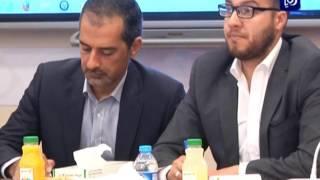 مباحثات تجارية بين الاردن وتركيا - (11-5-2017)