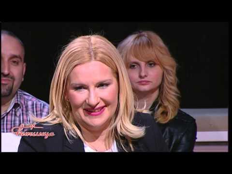 Cirilica - Mihajlovic, Jugovic, Stamatovic, Petrovic - (TV Happy 02.03.2015.)