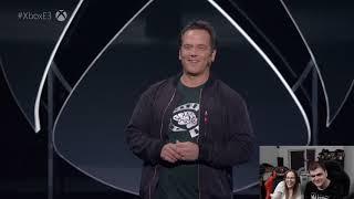 [E3 2019] Konferencja Microsoft (Reakcja na CYBERPUNK 2077)