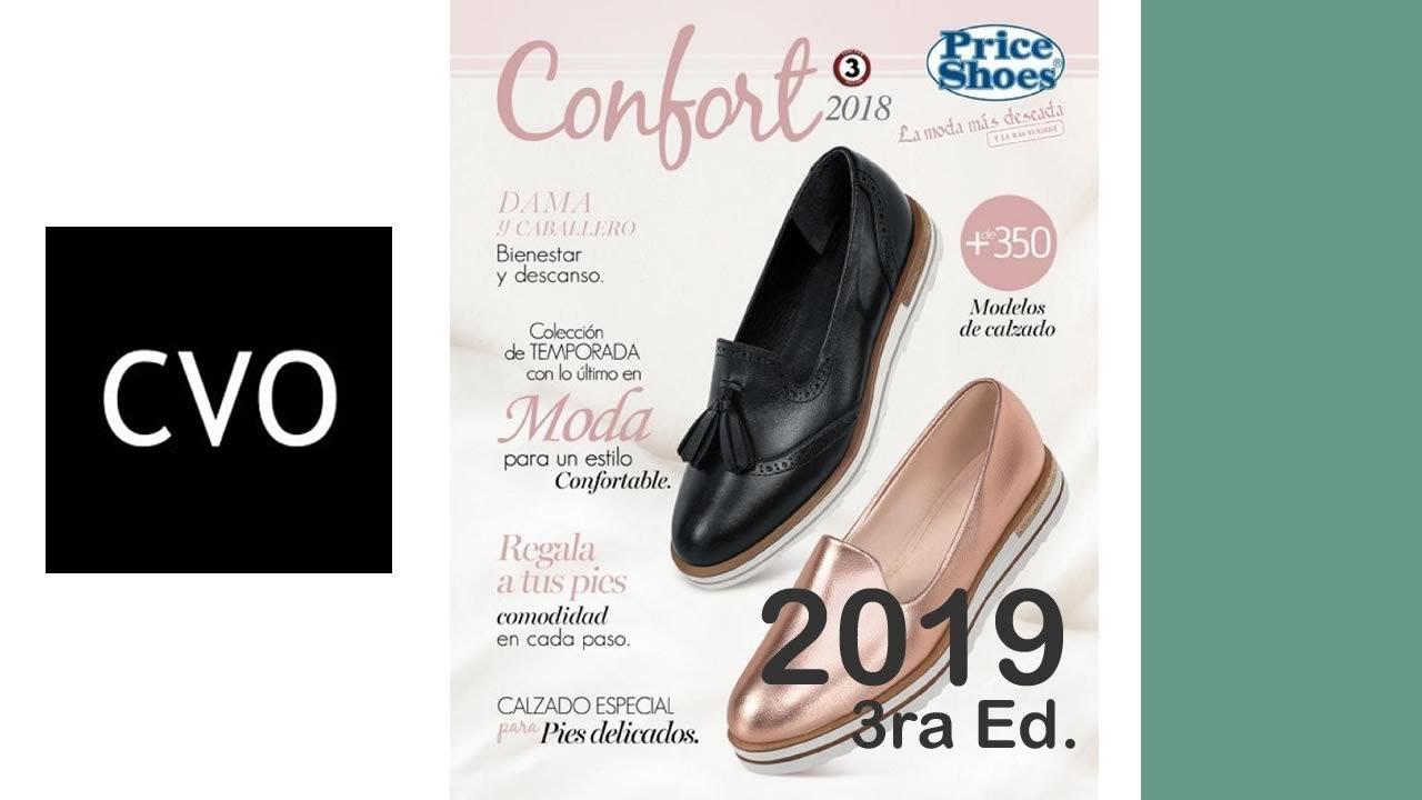 02261e62 Catálogo Price Shoes Calzado CONFORT 2019 3ra Edición - YouTube