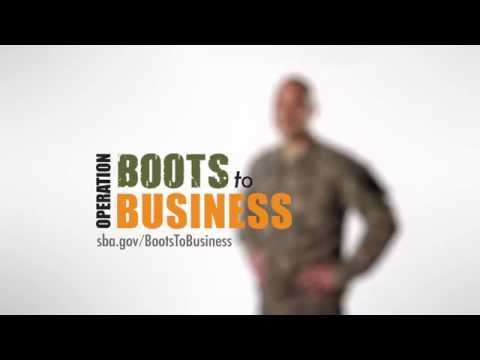 Boots to Business: Tony Turin (30-sec)