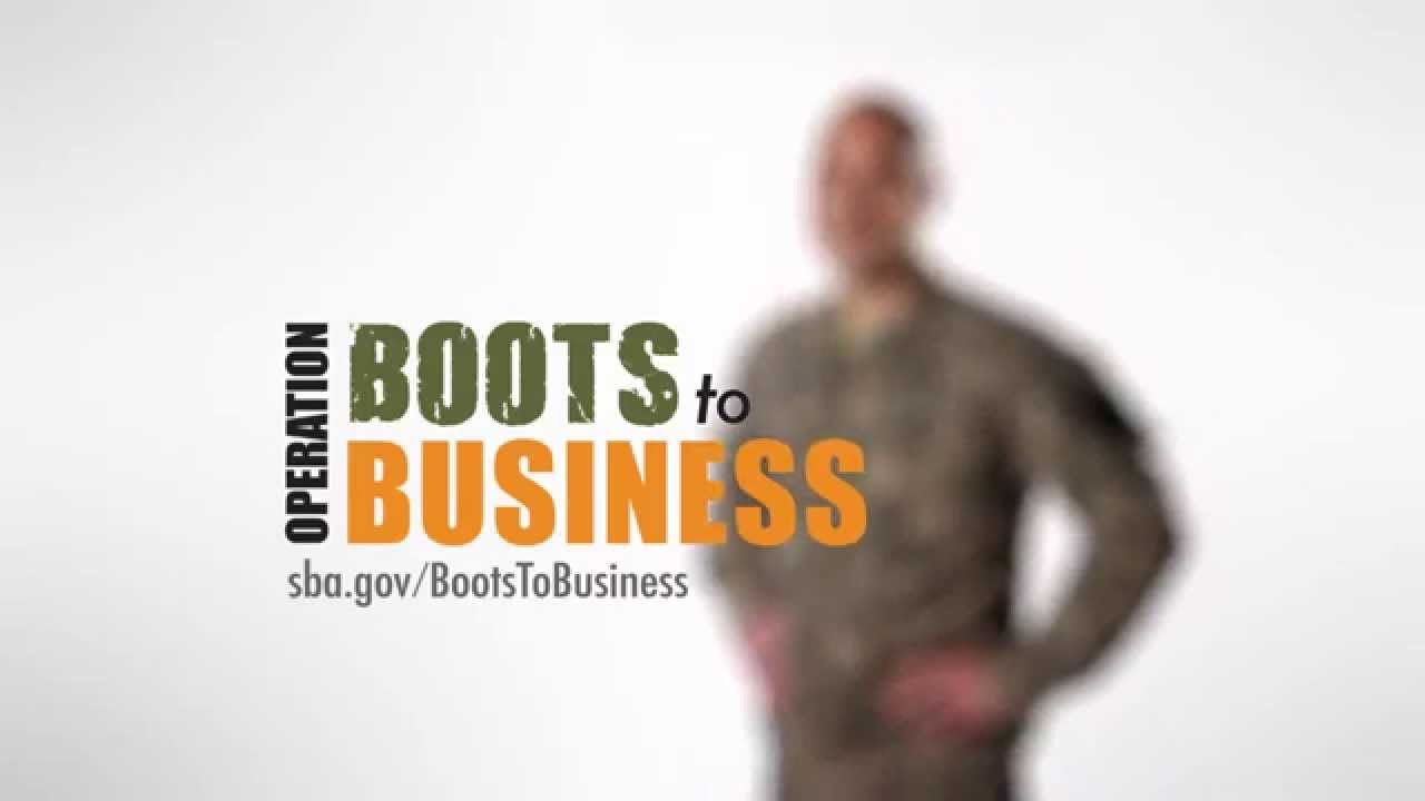 Boots to Business: Tony Turin (30-sec) - YouTube