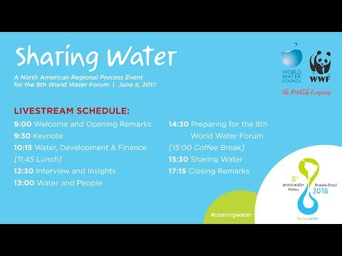 June 5 Sharing Water Event
