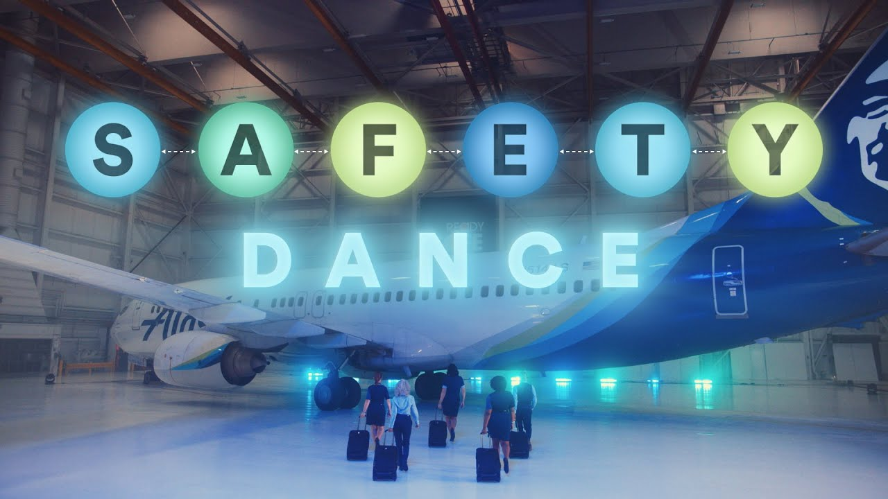Great Safety Airline Video