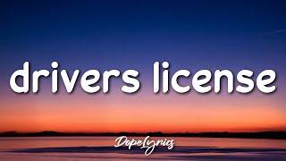 Download drivers license - Olivia Rodrigo (Lyrics) 🎵