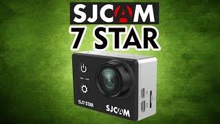 sJCAM 7 STAR. Обзор экшн камеры. Отзыв на sj7 SJCAM