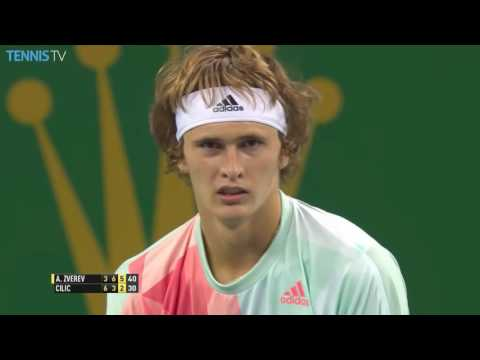 2016 Shanghai Rolex Masters: Tuesday Highlights ft. Djokovic, Monfils & Kyrgios