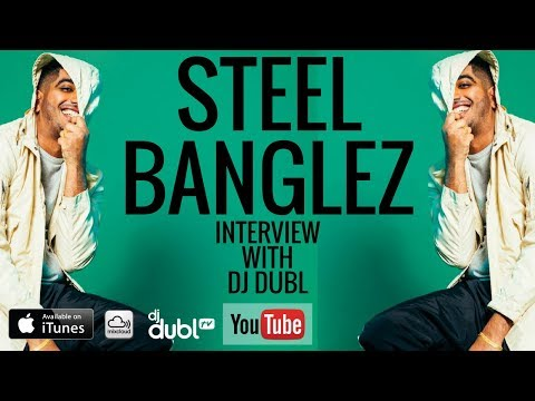 Steel Banglez Interview - Meeting MIST, has music with Future & J Cole,  Top 3 UK rappers