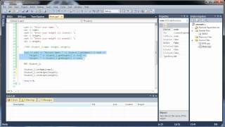 C++ Tutorial 20-2 - Classes and Object-Oriented Programming (Part 2)