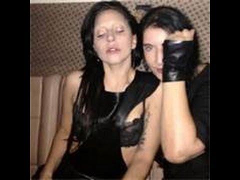Lady gaga naked on u tube