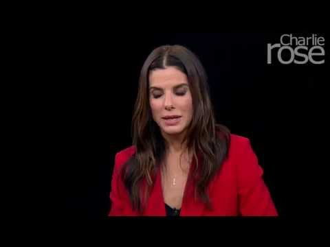 Sandra Bullock on Acting Roles for Women (Oct. 30, 2015)