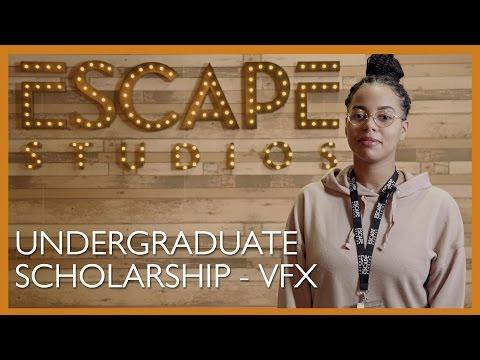 Undergraduate Scholarships - The Art of Visual Effects