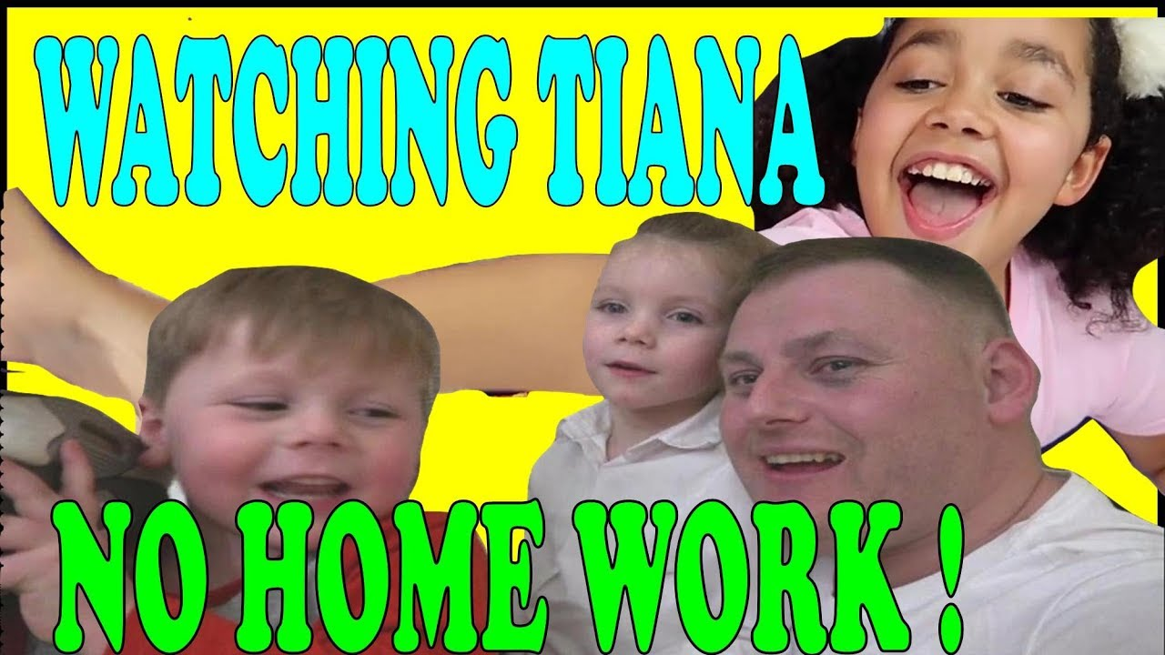 Tiana Toys And Me School Routine Angels Play Time Youtube