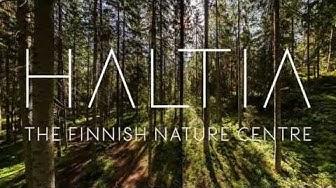 Suomen luontokeskus Haltia // The Finnish Nature Centre Haltia