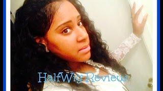 Half Wig Review | Model Model Supermingo Cocktail Wig
