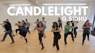 Candlelight | G Sidhu | Beginner Bhangra Students (Dance Cover) New York City