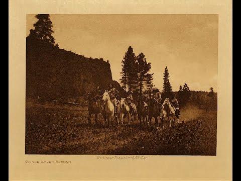 Spokane Tribe - Steptoe Battle - '1858'
