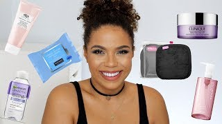 BEST Makeup Removers! Cleansing Oils, Balms, Micellar, Wipes