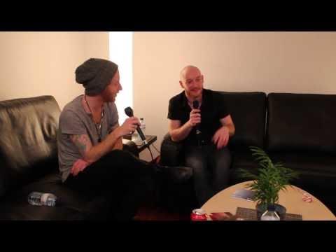 triggerfish.de Interview BIFFY CLYRO in Düsseldorf 2013