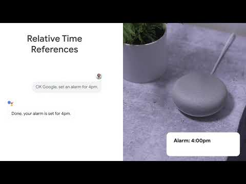 Improved functionalities on Google Assistant