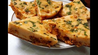 Chicken mayonnaise cake/ചിക്കന് മയോണൈസ് പോള