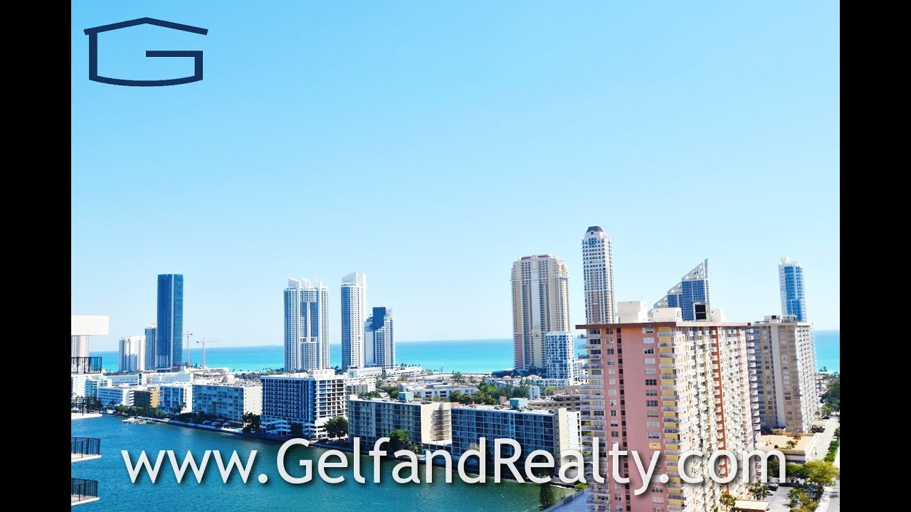 Apartments for sale in Miami Sunny Isles Beach - YouTube