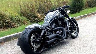 😎 #Harley-Davidson #Night Rod