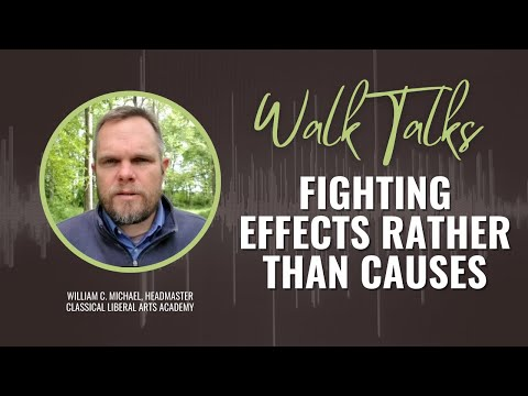Fighting Effects Rather Than Causes