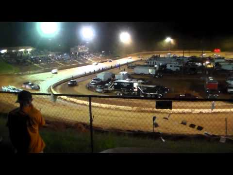 Friendship Speedway(SECA CRATE LATE MODELS) 4th July part 1of 2