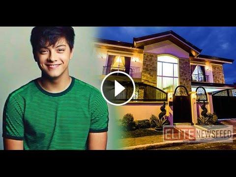 Daniel Padilla Modern-Mediterranean Home In Quezon City
