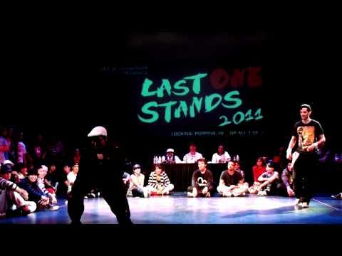 LAST ONE STANDS 2011 LOCKING SEMI-FINAL: SUN VS SCRAMBLELOCK(Montreal)