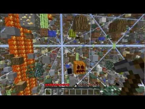 SKYGRID #2 Mr.Earling plays Minecraft sky grid survival