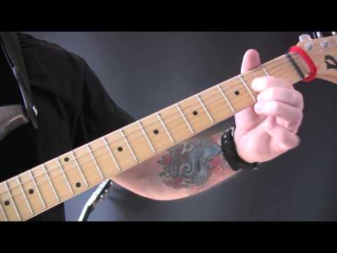 Motorcycle Emptiness Guitar Tutorial by The Manic Street Preachers