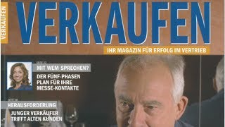 verkaufen #2 Magazin Zeitschrift Vertrieb Unternehmen Manager