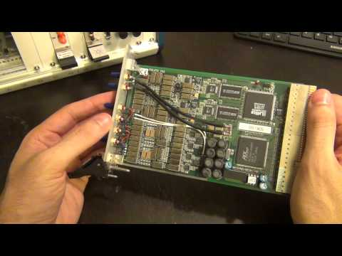 TSP #53 - PXI Chassis Upgrade & Various Module Examination