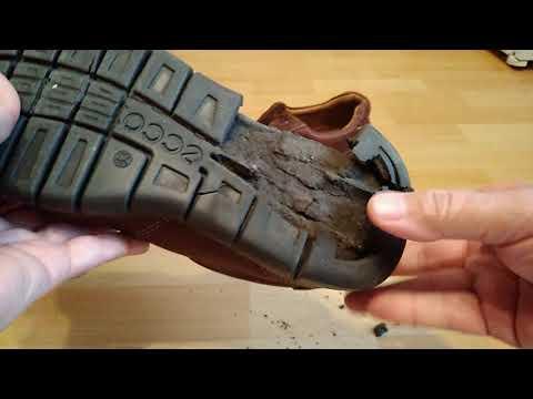 Обувь Ecco - подделка, как выглядит подделка и за что мы платим деньги!