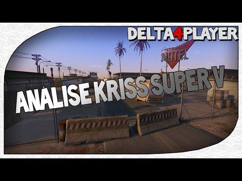 Warface 1 - Analise Kriss Super V
