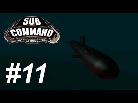 Sub Command: Akula (11) Missile Test (2/2)