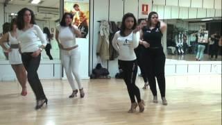 Loco Enrique Iglesias-ft  Romeo Santos BACHATA CLASE COREOGRAFIA ESTILO FEMENINO. DEISY CARRERA