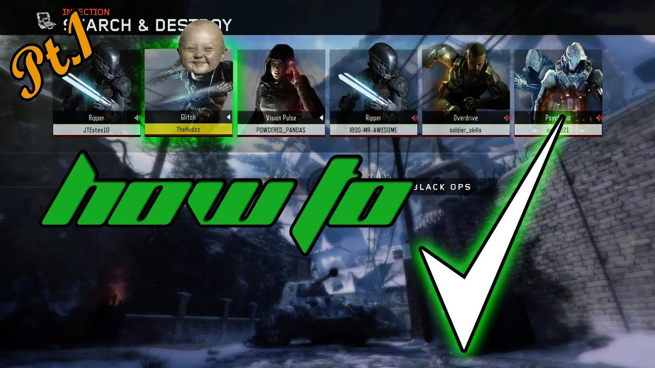 how to play search and destroy