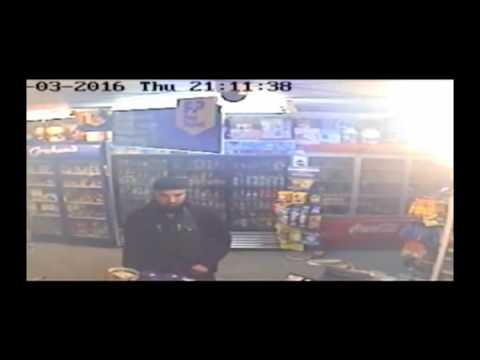 CCTV Shows Tanveer Ahmed Confronting Shopkeeper Moments Before Fatal Attack