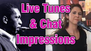 Live Tunes And Chat (Impressions)