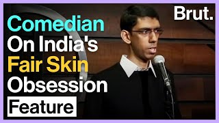 Comedian Trashes India's Fair Skin Obsession