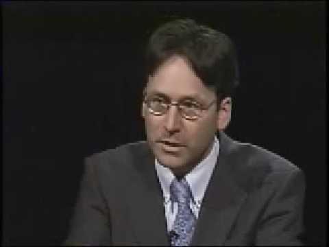 Councilmember Bob Ferguson 15 minute interview re: mental health initiative
