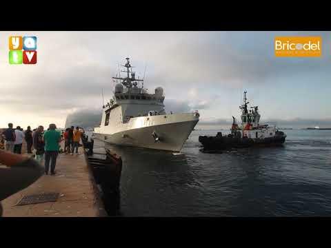 Llegan al Campo de Gibraltar  los 15 migrantes africanos rescatados por el Open Arms