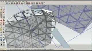 Geodesic Dome Framing Plan Tutorial: 6 Construction