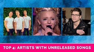TOP 4: UKRAINE ARTISTS WITH UNRELEASED EUROVISION SONGS 2018