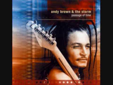 Andy Brown -Mapurisa