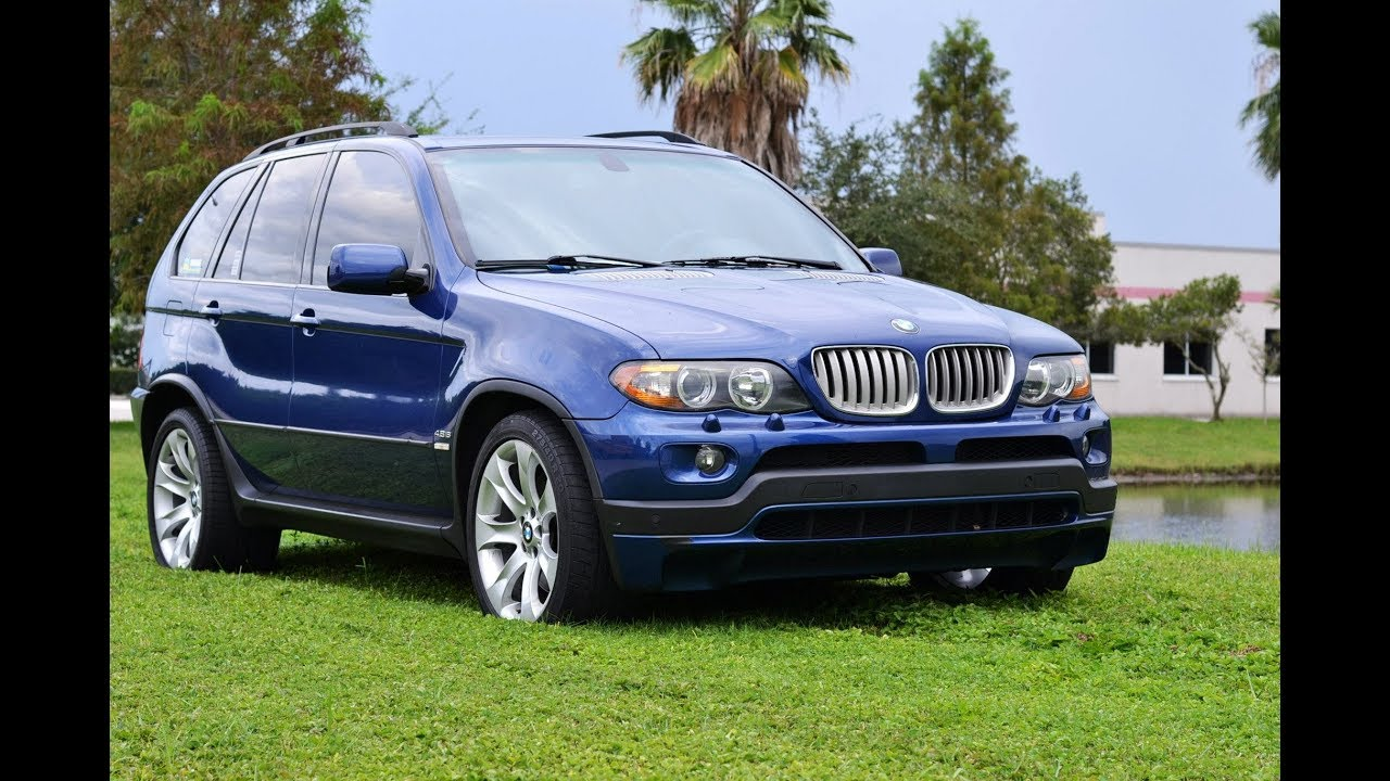 2005 Bmw X5 4 8is For Sale Youtube
